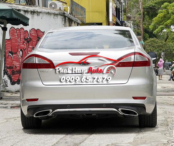Độ pô kiểu Mercedes cho Ford Mondeo cao cấp