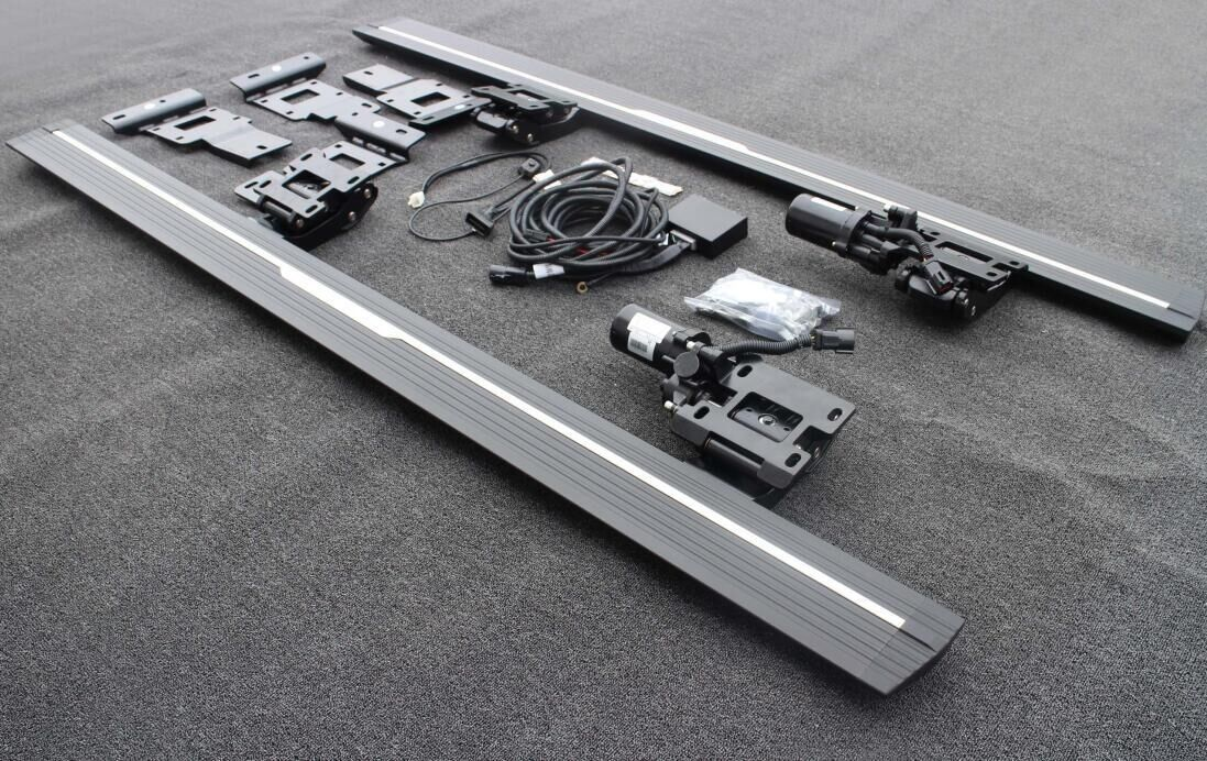 Bệ bước điện xe Audi Q7 chính hãng
