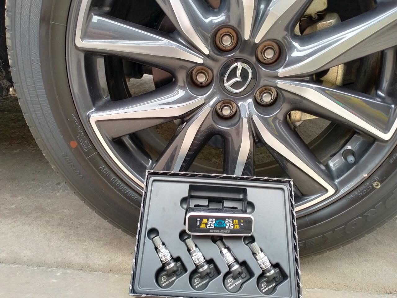 Cảm biến áp suất lốp xe Mazda CX5 2020 giá rẻ tại hcm