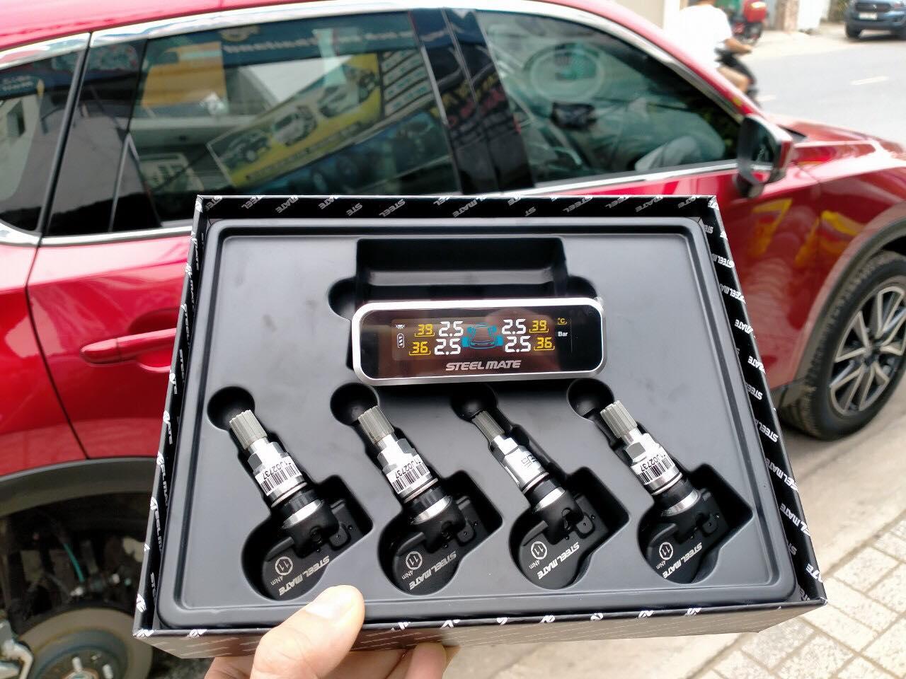 Cảm biến áp suất lốp xe Mazda CX5 2020 chính hãng